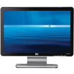 Monitor 19 Pollici HP w1907v LED 1440x900 Black Silver