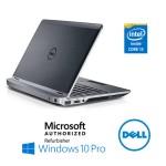 Notebook Dell Latitude E6230 Core i3-3110M 2.4GHz 8Gb Ram 320Gb 12.5' HD LED Windows 10 Professional