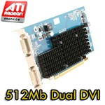 Scheda Video ATI Radeon 5450 hd 512mb ddr3 Dual DVI-I