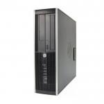PC HP Compaq 8200 Elite Core i5-2500 3.3GHz 4Gb Ram 250Gb DVD-RW Windows 10 Professional SFF