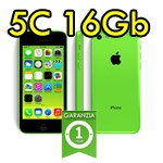 iPhone 5C 16GB Verde 4G ME502DN/A Green Originale iOS 10 1Y