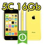 iPhone 5C 16GB Giallo 4G ME500KS/A Yellow Originale iOS 10