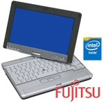 Notebook Fujitsu Lifebook P1510 Pentium M 753 1.2GHz 512Mb 60Gb 9' TouchScreen [Senza Sist. Operativo]
