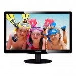 Monitor 18.5 Pollici LED Philips 196V4L VGA DVI Black