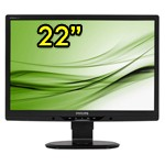 Monitor 22 Pollici Philips Brilliance 221B 1920x1080 PIVOT Black