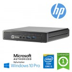 PC HP EliteDesk 800 G1 DM USDT Core i3-4150T 3.0GHz 4Gb 500Gb Windows 10 Professional