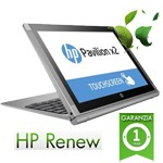 Notebook HP Pavilion x2 10-n106nl Atom Z8300 1.44GHz 2Gb 32Gb SSD 10.1' TouchScreen Windows 10 T9N87EA 1Y