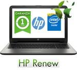 Notebook HP 15 15-ac137nl Intel P-C 3825U 4Gb 500Gb 15.6' HD LED Windows 10 HOME