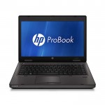 Notebook HP ProBook 6470b Core i5-3320M 2.6GHz 4Gb 320Gb 14' HD LED DVDRW WEBCAM Windows 10 Professional