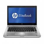 Notebook HP Elitebook 8460p Core i7-2620M 2.7GHz 4Gb 500Gb WEBCAM DVD-RW 14.1' LED HD Windows 10 Pro [Grade B]