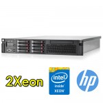 Server HP ProLiant DL380 G7 (2) Xeon Quad Core E5620 2.4GHz 12M 24Gb Ram 292GB SAS (2) PSU Smart Array P410i