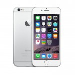 Apple iPhone 6 16Gb White Silver MG482ZD/A Argento 4.7' Originale