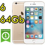 Apple iPhone 6 64Gb White Gold MG4J2ZD/A Oro 4.7' Originale iOS 11