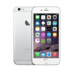 Apple iPhone 6 64Gb White Silver MG4H2ZD/A Argento 4.7' Originale iOS 11