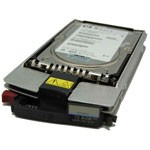 Hard Disk per Server HP 300GB UW320 10k SCSI per Proliant DL380 ML BL 365695-009