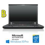 Notebook Lenovo Thinkpad T530 i5-3320M 8Gb Ram 320Gb DVD-RW 15.6' Windows 10 Professional [GRADE B]