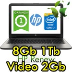 Notebook HP Pavilion 15-ay011nl Core i7-6500U 8Gb 1Tb 15.6' HD LED AMD Radeon R7 M1-70 2GB Windows 10 HOME