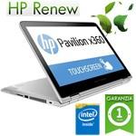 Notebook HP Pavilion x360 13-u001nl Core i3-6100U 4Gb 500Gb 13.3' IPS TouchScreen Windows 10
