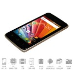 SmartPhone Mediacom Phonepad B400 Dual Sim 1Gb 8Gb 4' 2400mAh Gold Android 6