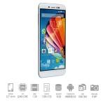 SmartPhone Mediacom Phonepad S532LTE Dual Sim 1Gb 16Gb 5' HD 2000mAh Black Gold Android 6