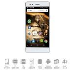 SmartPhone Mediacom Phonepad B500 Dual Sim 2Gb 16Gb 5' HD 5000mAh Grey White Android 6