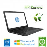 Notebook HP ProBook 250 G5 Core i3-5005U 4Gb 500Gb 15.6' LED AG DVDRW Windows 10 Professional W4N02EA