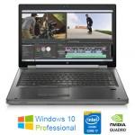 Mobile Workstation HP EliteBook 8770W Core i7-3630QM 16Gb 750Gb+128Gb SSD 17.4' 1920x1080 Quadro K3000M 10 Pro