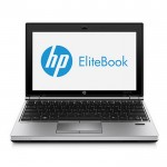 Notebook HP EliteBook 2570p Core i5-3320M 2.6GHz 4Gb 320Gb 12.5' HD WEBCAM Windows 10 Professional [GRADE B]