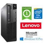 PC Lenovo ThinkCenter M82p Core i5-3470 3.2GHz 4Gb Ram 500Gb Windows 10 Professional SFF