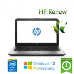 Notebook HP ProBook 250 G5 Core i7-6500U 4Gb 500Gb 15.6' FHD LED AG DVDRW Windows 10 Professional X0N65EA