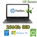 Notebook HP Pavilion 15-au020nl 2.3GHz i5-6200U 8Gb 256Gb SSD 15.6' HD LED Windows 10 HOME