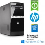 PC HP 500B MT Core 2 Duo E5800 3.2GHz 4Gb Ram 320Gb DVDRW Windows 10 Professional Tower