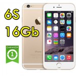 iPhone 6S 16Gb Gold MG492LL/A Oro 4G Wifi Bluetooth 4.7' 12MP Originale