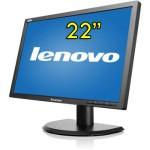 Monitor LCD 22 Pollici Lenovo ThinkVision L2251X 1680x1050 VGA DP Black