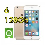 Apple iPhone 6 128Gb White Gold MG4C2ZD/A Oro 4.7' Originale iOS 11