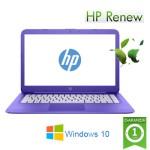 Notebook HP Stream 14-ax007nl Intel CEL N3060 4Gb 32Gb SSD 14.1' HD BV LED Windows 10 HOME