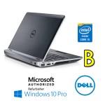 Notebook Dell Latitude E6230 Core i5-3340M 2.7GHz 4Gb 320Gb 12.5' WEBCAM Windows 10 Pro [GRADE B]