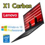 Lenovo Ultrabook X1 Carbon Core i5-3427U 4Gb Ram 128Gb SSD 14' Windows 10 Professional
