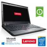 Notebook Lenovo ThinkPad X230 Core i5-3320 2.6GHz 8Gb 320Gb 12.5' Windows 10 Professional