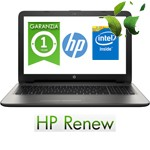 Notebook HP 15-ay056nl Intel N3060 4Gb 1Tb 15.6' HD BV LED Windows 10 HOME