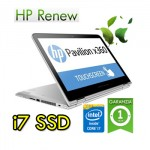 Notebook HP Pavilion x360 13-u113nl Core i7-7500U 8Gb 128Gb SSD 13.3' LED HD TouchScreen Windows 10 HOME