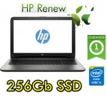 Notebook HP Pavilion 15-ab249nl Core i5-6200U 8Gb 256Gb SD 15.6' HD LED Nvidia 940M 2GB Windows 10 N7K73EAR 1Y