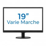 Monitor LCD 19 Pollici Varie marche vari modelli [GRADE B]