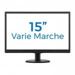 Monitor LCD 15 Pollici Varie marche vari modelli [GRADE B]