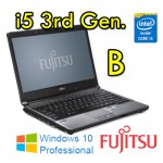 Clone di Notebook Fujitsu Lifebook S762 Core i5-3210M 4Gb Ram 320Gb DVDRW 13.3' Windows 10 Pro [GRADE B]