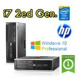 Clone di PC HP Compaq 8200 Elite Core i7-2600 3.4GHz 8Gb Ram 500Gb DVD-RW SFF Windows 10 Professional