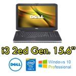 Notebook Dell Latitude E5530 Core i3-2328M 2.2GHz 4Gb Ram 500Gb DVDRW 15.6' LED Windows 10 Professional