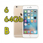 Apple iPhone 6 64Gb White Gold MG4J2ZD/A Oro 4.7' Originale iOS 10 [GRADE B]