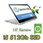 Notebook HP Spectre x360 13-w013nl 2.5GHz i5-7200U 8Gb 512Gb SSD 13.3' FHD TouchScreen Windows 10 HOME