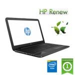 Notebook HP ProBook 250 G5 Intel N3060 4Gb 500Gb 15.6' LED AG DVDRW Windows 10 HOME W4M72EA